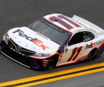 Denny Hamlin Fantasy NASCAR