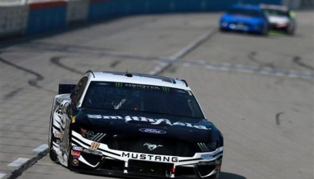 Aric Almirola 2020 Fantasy NASCAR