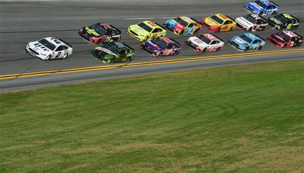 Daytona Busch Clash Fantasy NASCAR