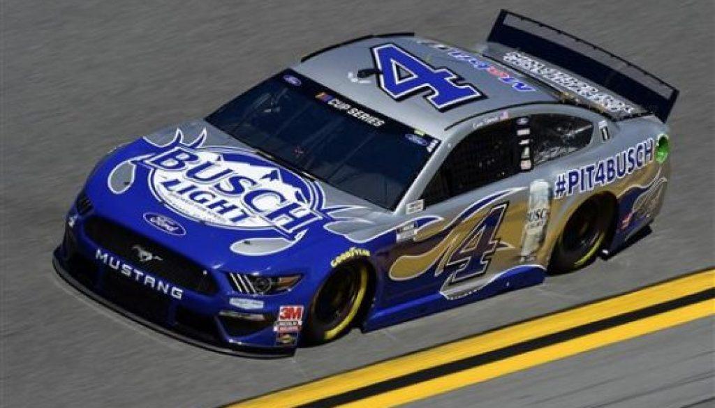 Kevin Harvick 2020 Fantasy NASCAR
