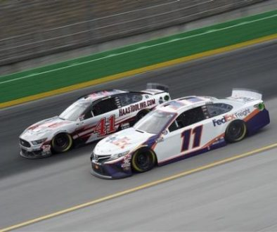 Denny Hamlin and Cole Custer DFS Fantasy