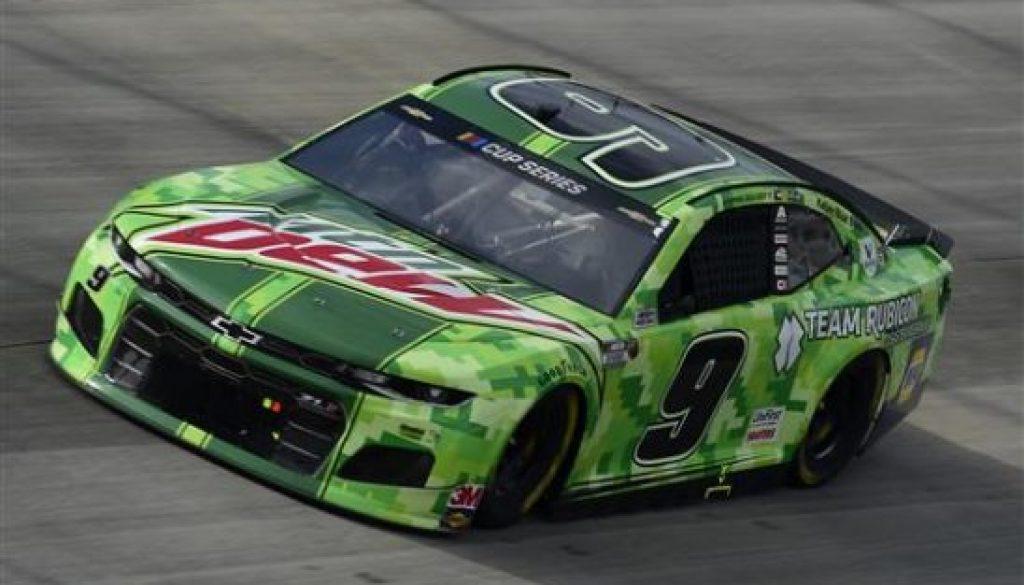Chase Elliott Fantasy NASCAR