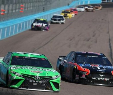 Kyle Busch Kevin Harvick