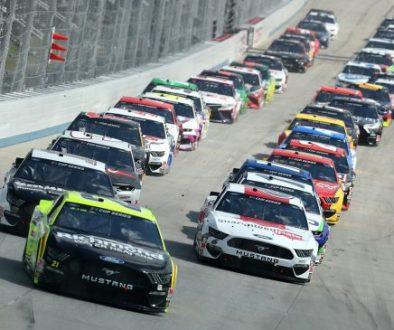 NASCAR Cup Series Drydene 311