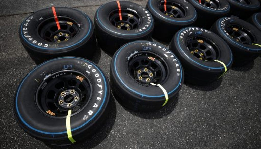 NASCAR Cup Series Goodyear 400