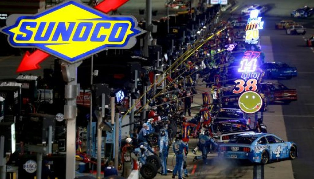 NASCAR Cup Series Bass Pro Shops Night Race