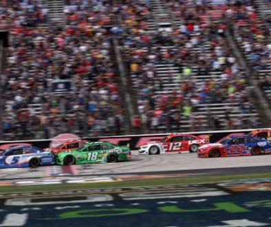 NASCAR Cup Series Autotrader EchoPark Automotive 500